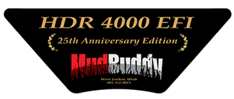5000 HDR Mud Buddy